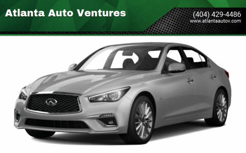 2020 Infiniti Q50 for sale at Atlanta Auto Ventures in Roswell GA