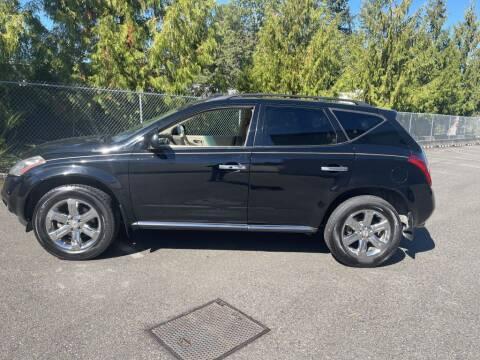 2007 Nissan Murano for sale at Primo Auto Sales in Tacoma WA