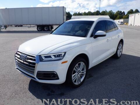 2018 Audi Q5 for sale at London Auto Sales LLC in London KY