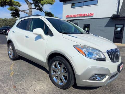 2013 Buick Encore for sale at Heritage Automotive Sales in Columbus in Columbus IN
