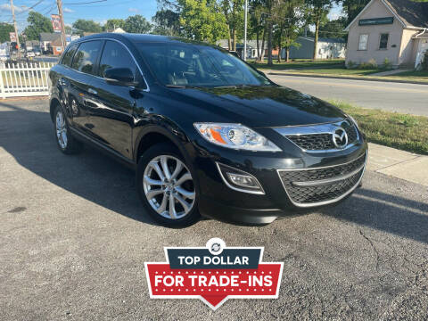 2012 Mazda CX-9 for sale at Integrity Auto Sales in Brownsburg IN