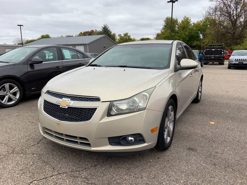 2011 Chevrolet Cruze for sale at Blake Hollenbeck Auto Sales in Greenville MI