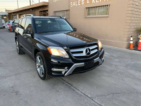 2015 Mercedes-Benz GLK for sale at CONTRACT AUTOMOTIVE in Las Vegas NV
