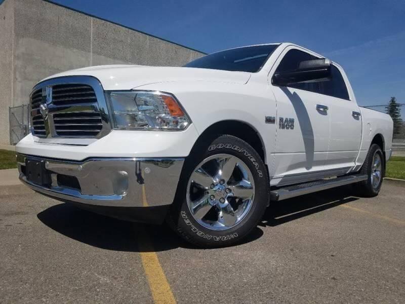2016 RAM Ram Pickup 1500 for sale at J.K. Thomas Motor Cars in Spokane Valley WA