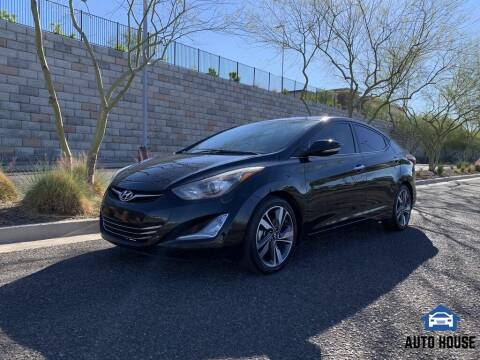 2014 Hyundai Elantra for sale at AUTO HOUSE TEMPE in Tempe AZ