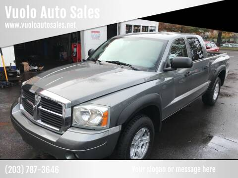 2006 Dodge Dakota for sale at Vuolo Auto Sales in North Haven CT
