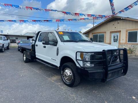 2018 Ford F-350 Super Duty for sale at The Trading Post in San Marcos TX