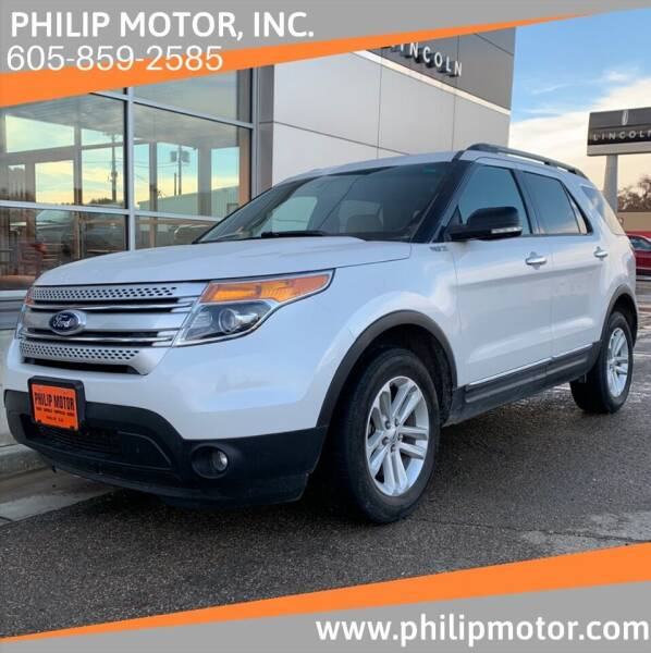 2015 Ford Explorer for sale at Philip Motor Inc in Philip SD