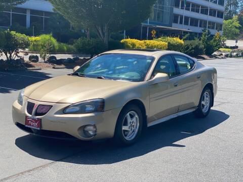 2004 Pontiac Grand Prix for sale at Apex Motors Inc. in Tacoma WA