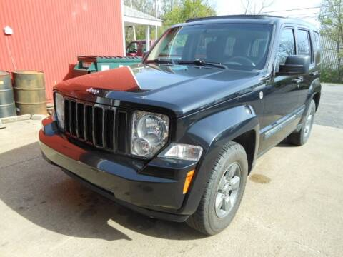 2008 Jeep Liberty for sale at ROTH'S AUTO SVC in Wadsworth OH