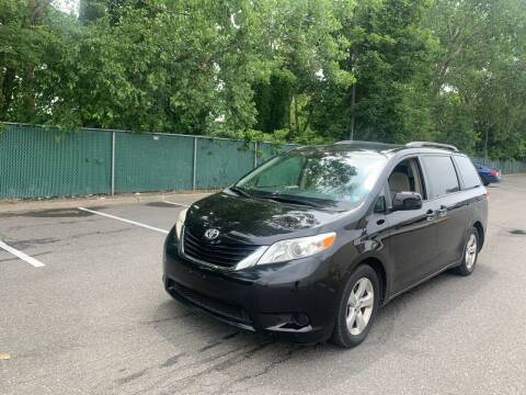 2011 Toyota Sienna for sale at Adams Motors INC. in Inwood NY