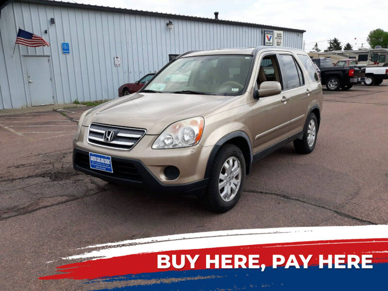 2005 Honda CR-V for sale at Dakota Cars and Credit LLC in Sioux Falls SD