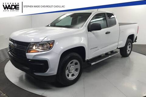 2021 Chevrolet Colorado for sale at Stephen Wade Pre-Owned Supercenter in Saint George UT
