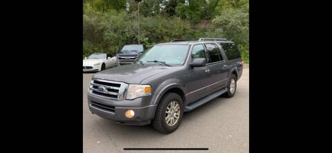 2011 Ford Expedition EL for sale at QUALITY AUTOS in Hamburg NJ