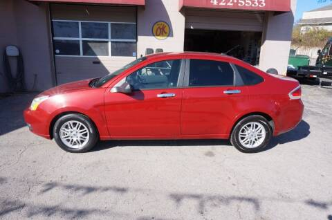 2009 Ford Focus for sale at patrick kelley in Bonner Springs KS