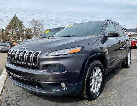 2016 Jeep Cherokee for sale at WOLF'S ELITE AUTOS in Wilmington DE