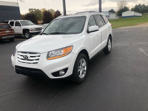 2011 Hyundai Santa Fe for sale at Eagle Auto LLC in Green Bay WI