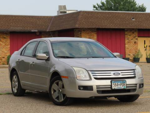 2007 Ford Fusion for sale at Big Man Motors in Farmington MN