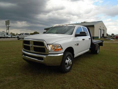 2012 RAM Ram Chassis 3500 for sale at FAIRWAY AUTO SALES in Augusta KS