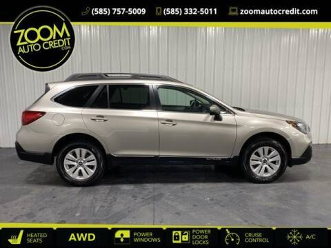 2018 Subaru Outback for sale at ZoomAutoCredit.com in Elba NY