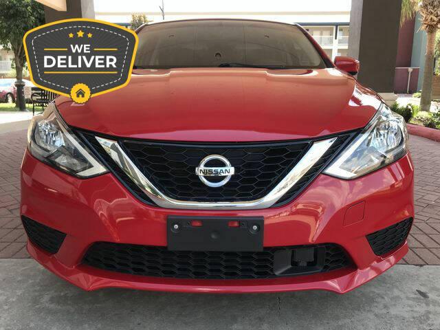 2018 Nissan Sentra for sale at EMPIREIMPORTSTX.COM in Katy TX