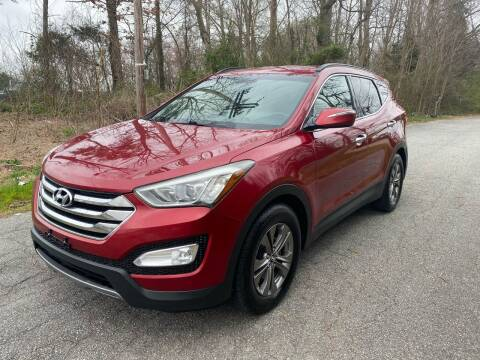 2013 Hyundai Santa Fe Sport for sale at Speed Auto Mall in Greensboro NC