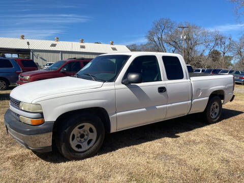 2001 Chevrolet Silverado 1500 for sale at M & M Motors in Angleton TX