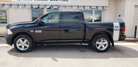 2013 RAM Ram Pickup 1500 for sale at HomeTown Motors in Gillette WY