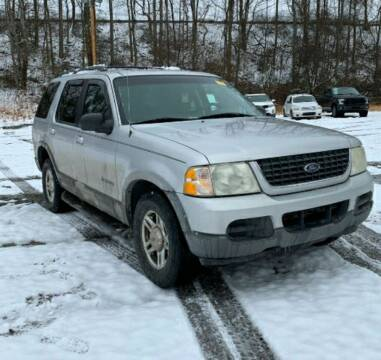 2002 Ford Explorer for sale at BSA Pre-Owned Autos LLC in Hinton WV
