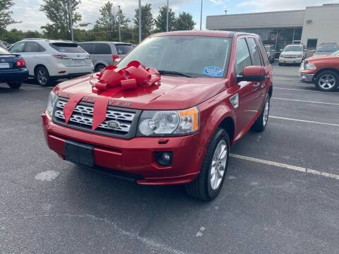 2012 Land Rover LR2 for sale at Charlotte Auto Group, Inc in Monroe NC