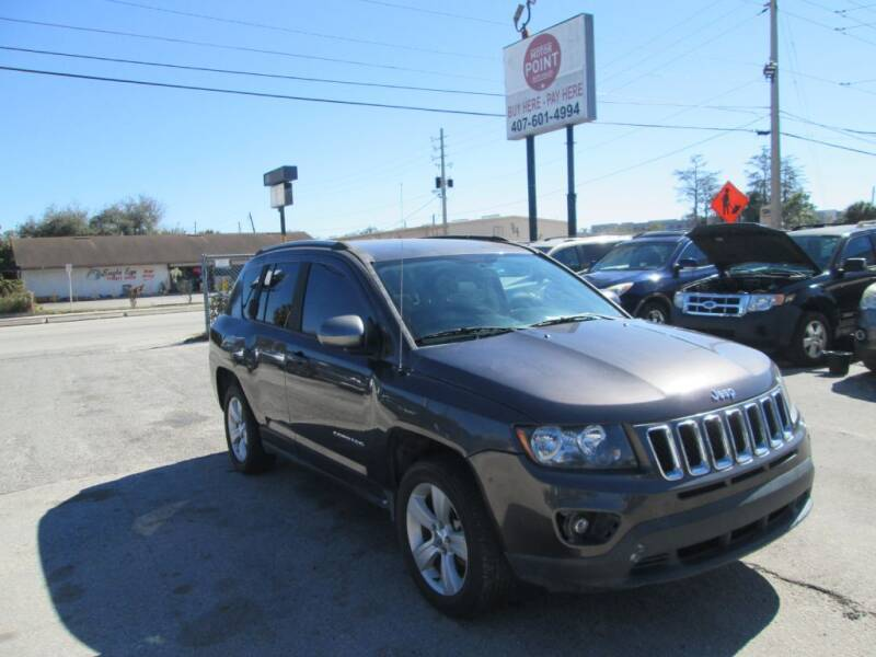 2016 Jeep Compass for sale at Motor Point Auto Sales in Orlando FL