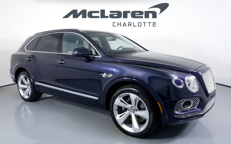 2018 Bentley Bentayga for sale in Charlotte, NC