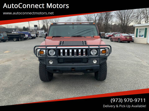 2003 HUMMER H2 for sale at AutoConnect Motors in Kenvil NJ