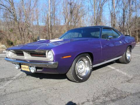 1970 Plymouth Barracuda for sale at Island Classics & Customs in Staten Island NY