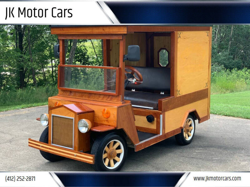 2005 Club Car Custom Golf Cart for sale at JK Motor Cars in Pittsburgh PA