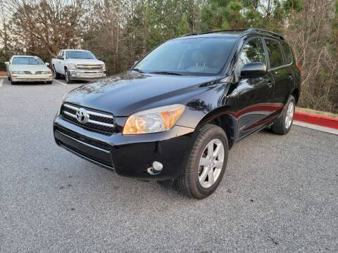 2008 Toyota RAV4 for sale at MJ AUTO BROKER in Alpharetta GA