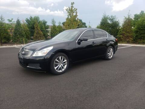 2008 Infiniti G35 for sale at Innovative Auto Group in Little Ferry NJ