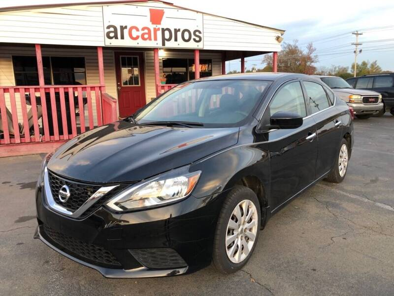 2017 Nissan Sentra for sale at Arkansas Car Pros in Cabot AR