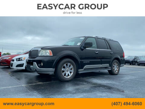 2003 Lincoln Navigator for sale at EASYCAR GROUP in Orlando FL