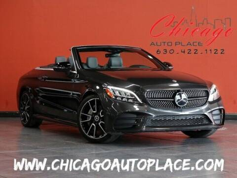 2019 Mercedes-Benz C-Class for sale at Chicago Auto Place in Bensenville IL