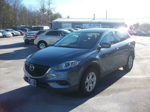 2014 Mazda CX-9 for sale at Auto Images Auto Sales LLC in Rochester NH