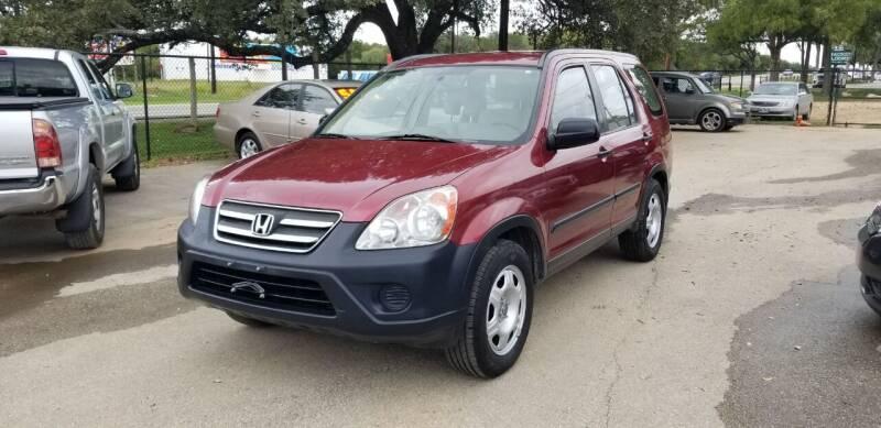 2006 Honda CR-V for sale at STX Auto Group in San Antonio TX