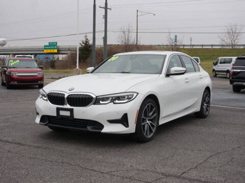 2020 BMW 3 Series for sale at FOWLERVILLE FORD in Fowlerville MI