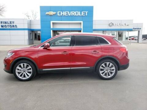 2016 Lincoln MKX for sale at Finley Motors in Finley ND