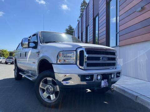 2006 Ford F-250 Super Duty for sale at DAILY DEALS AUTO SALES in Seattle WA