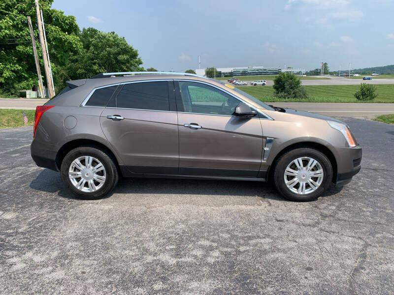 2012 Cadillac SRX for sale at Westview Motors in Hillsboro OH