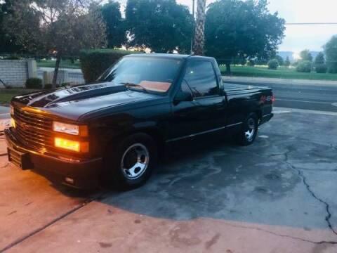 1992 Chevrolet Silverado 1500 SS Classic for sale at Classic Car Deals in Cadillac MI