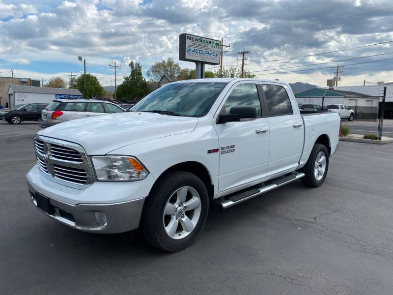 2016 RAM Ram Pickup 1500 for sale at New Start Auto in Richardson TX