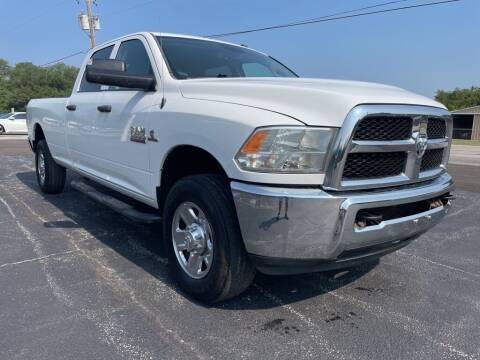 2014 RAM Ram Pickup 3500 for sale at Thornhill Motor Company in Lake Worth TX