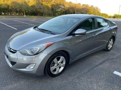 2013 Hyundai Elantra for sale at Central Motor Company in Austin TX